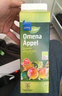 Omena Äppel täysmehu ekologisk juice - Продукт