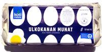 Ulkokanan munat - Product - fi
