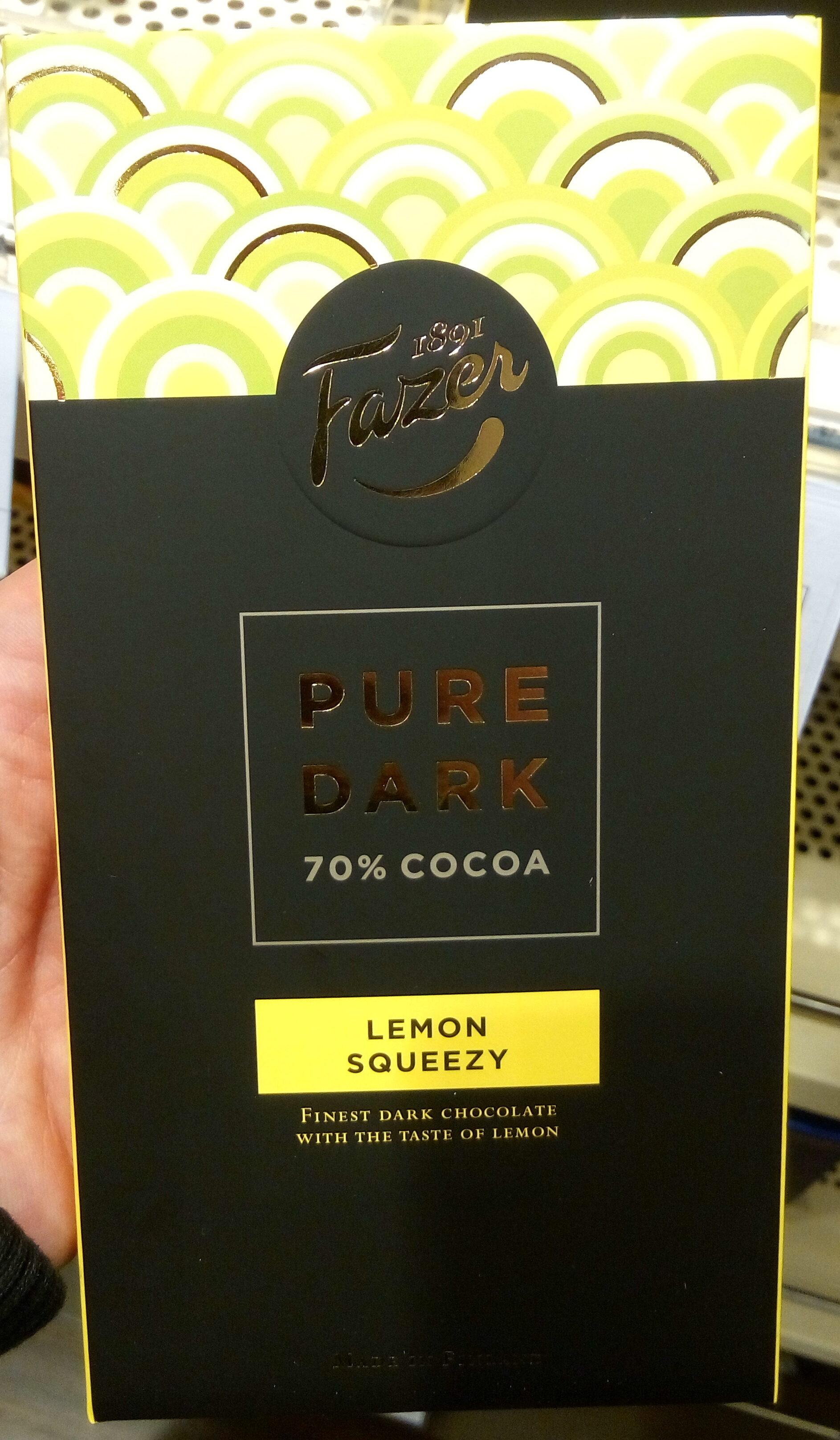Lemon squeezy 70% dark - Produkt - fi