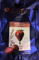 Karl Fazer Berry Pearls - Product - en