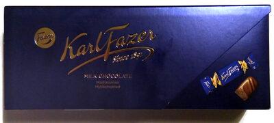 Karl Fazer Milk Chocolate - Producto - en