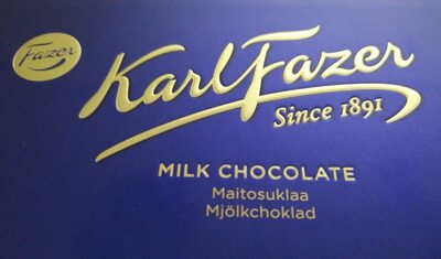 Milk Chocolate - Product - en