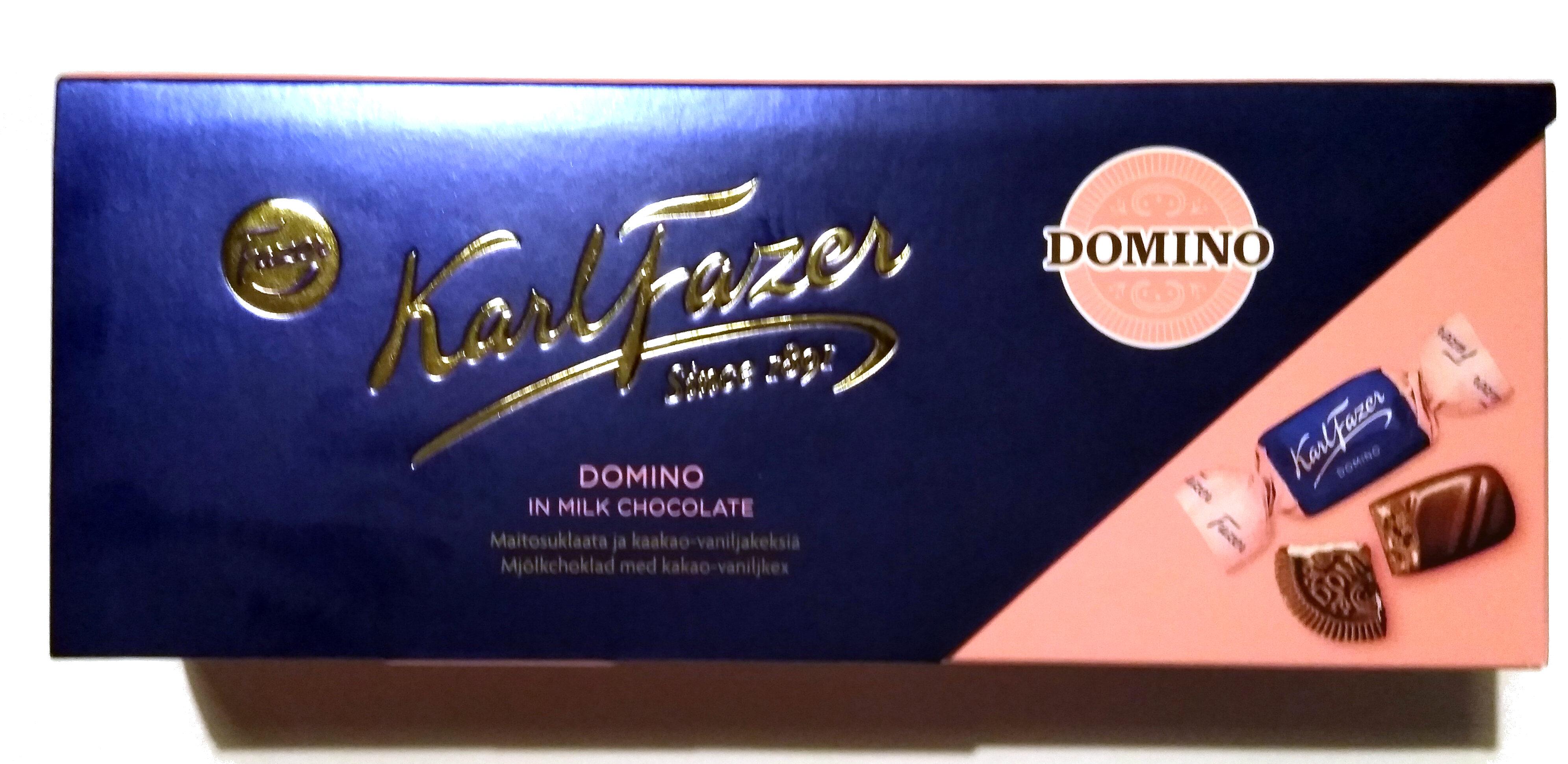 Karl Fazer Domino - Product - en