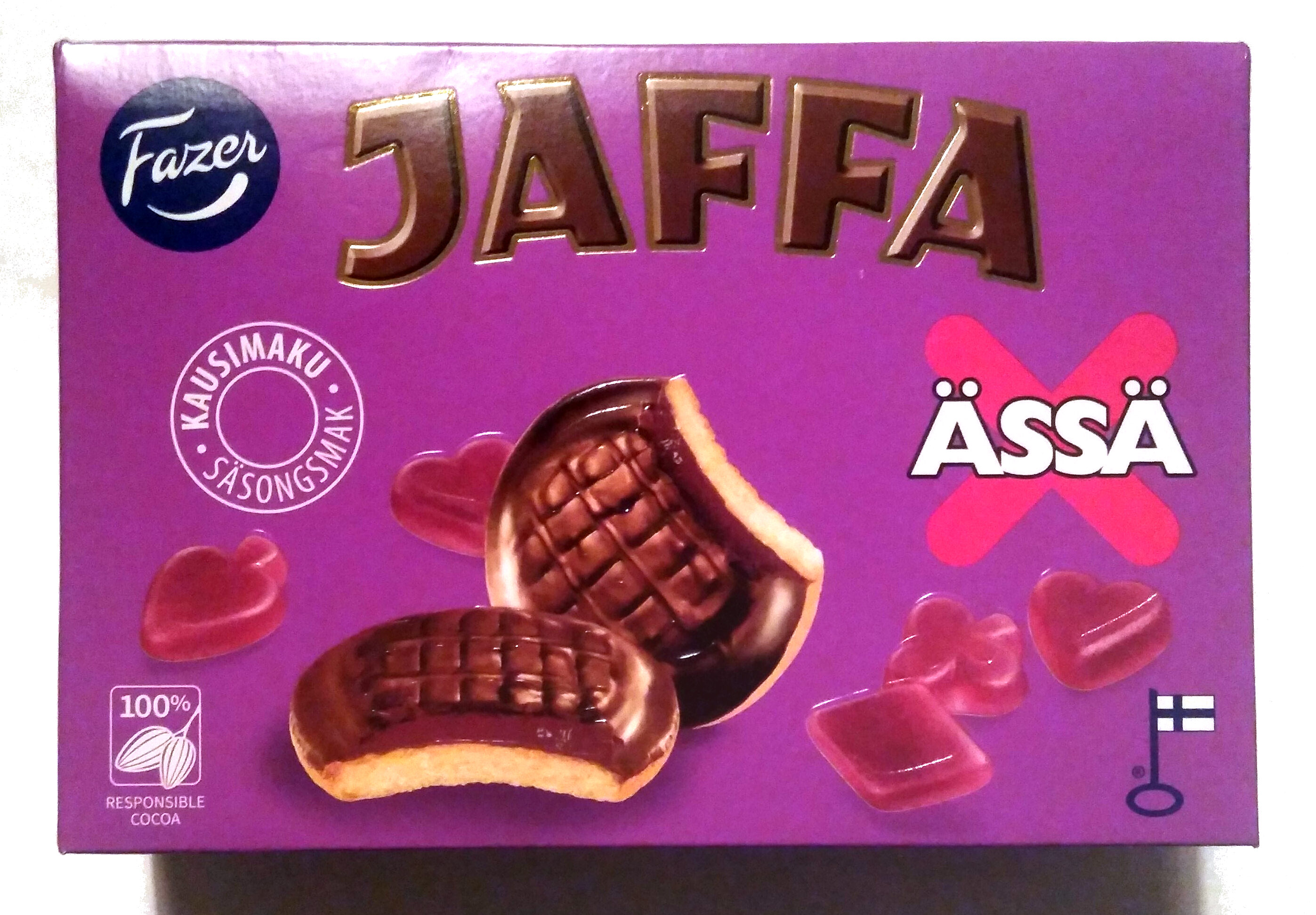 Jaffa Ässä - Product - en