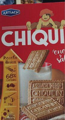 Galletas Chiquilin - Producto - es