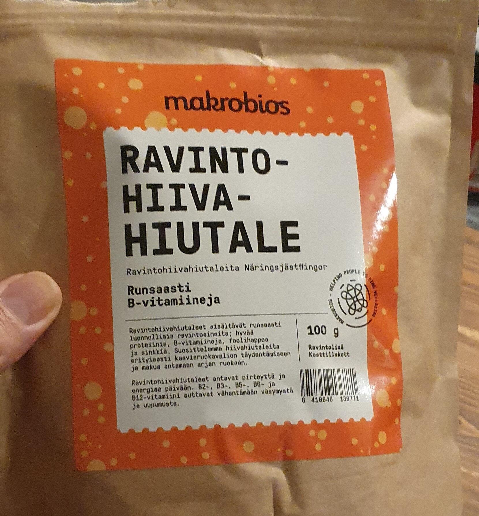 Ravintohiiva-hiutale - Produit - fi