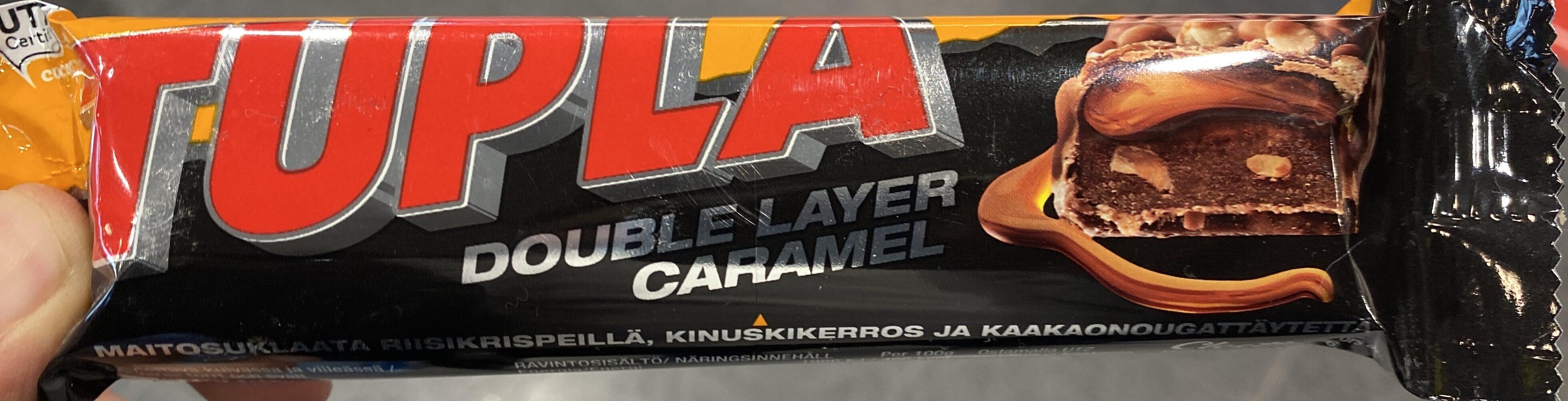Tupla Double Layer Caramel - Produit - en
