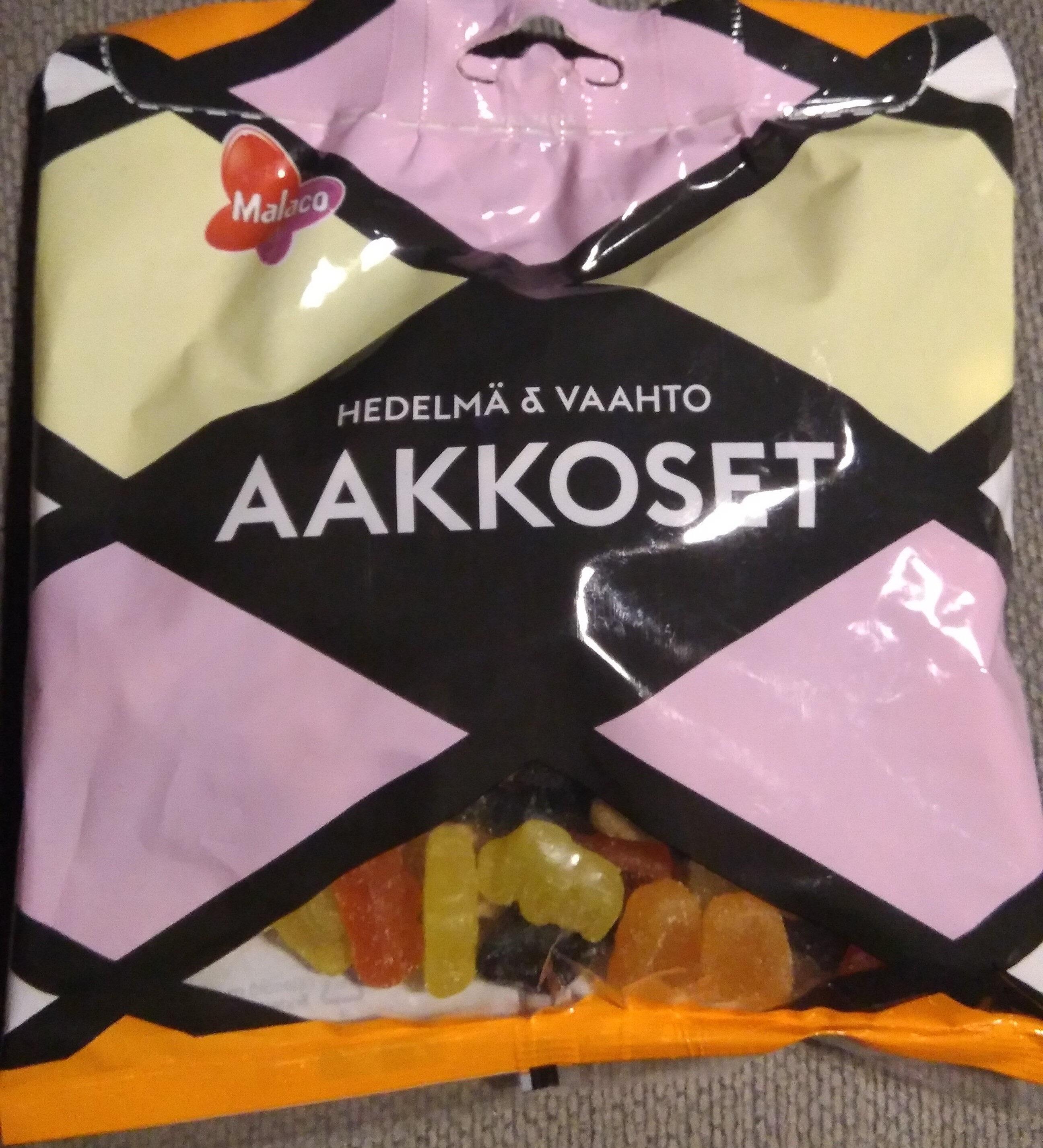 Hedelmä & Vaahto Aakkoset - Product
