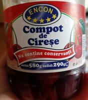 Compot de cireșe - Product - es