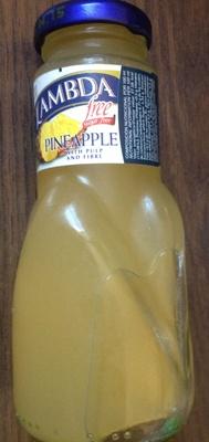 Lambda sin azucar Pina - Producto