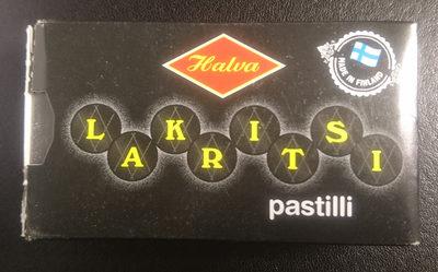 Laktritsi Pastilli - Product - fi