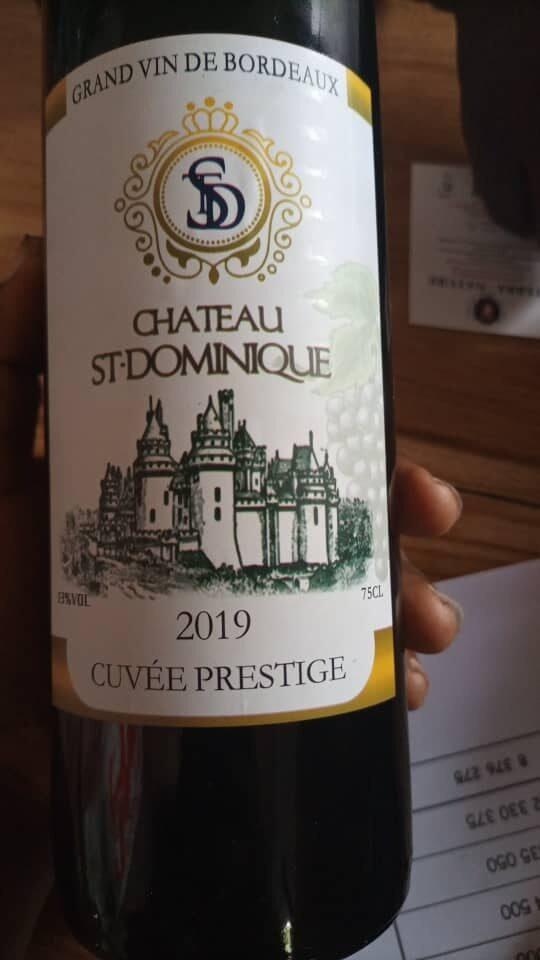CHATEAU SAINT DOMINIQUE - Produit - fr