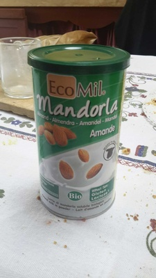 latte di mandorla in polvere - Product
