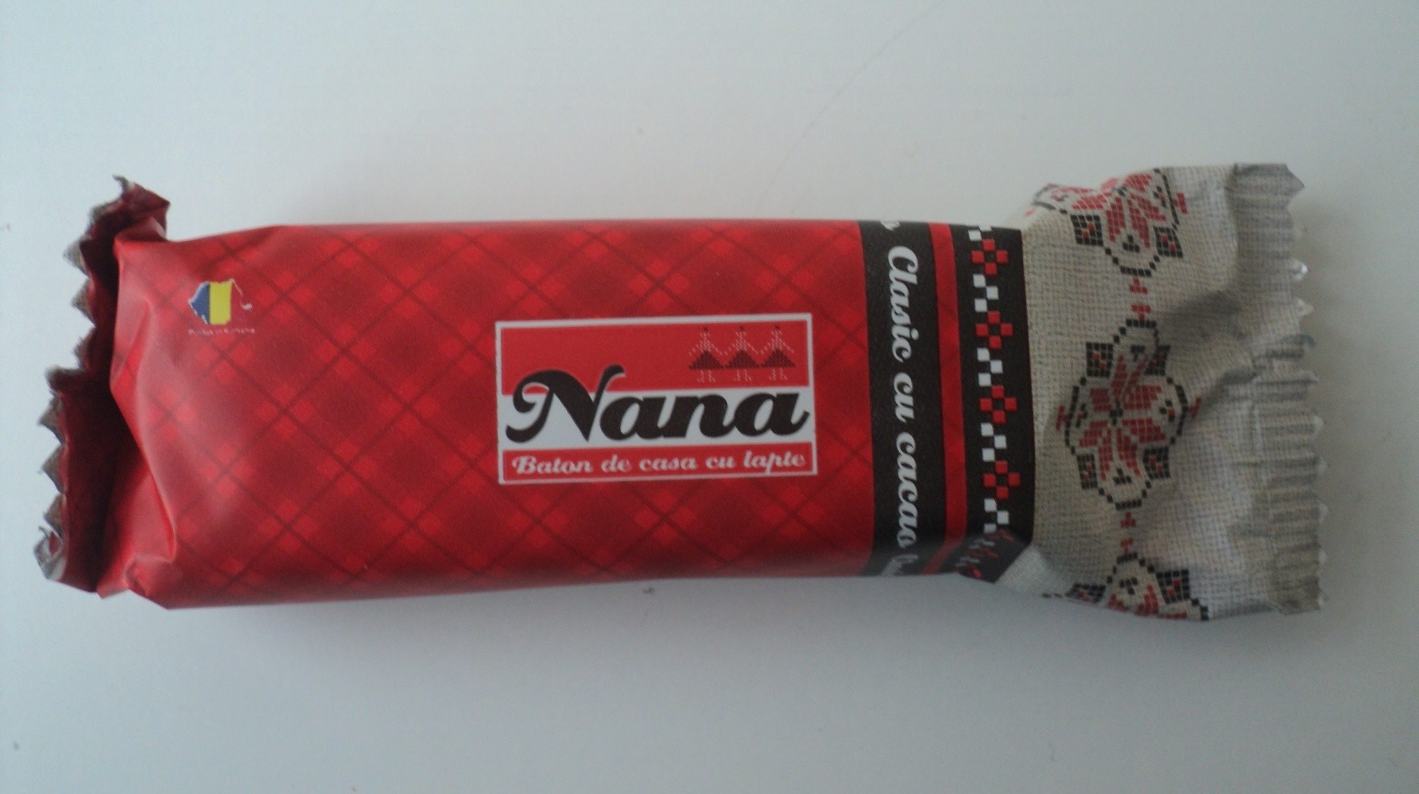 Nana Baton de casa cu lapte si cacao - Produit