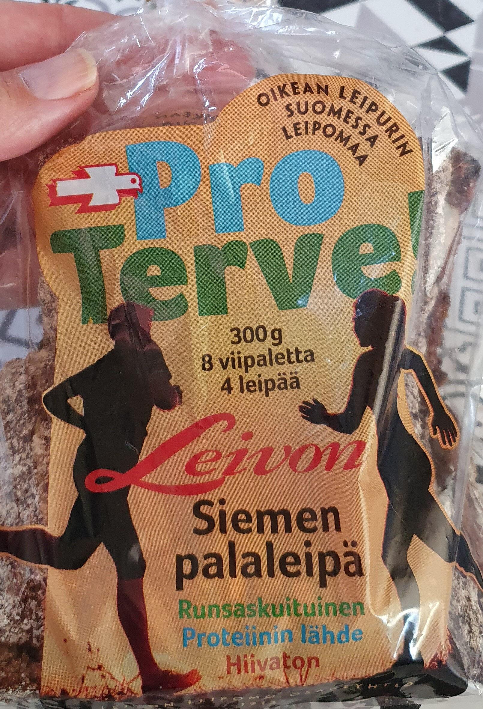 Pro Terve Siemen palaleipä - Produit - fi