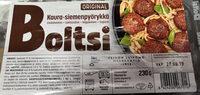 Boltsi kaura-siemenpyörykkä - Product