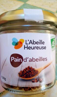 Pain D'abeille Bio - 100G - L'abeille Heureuse - Produit - fr
