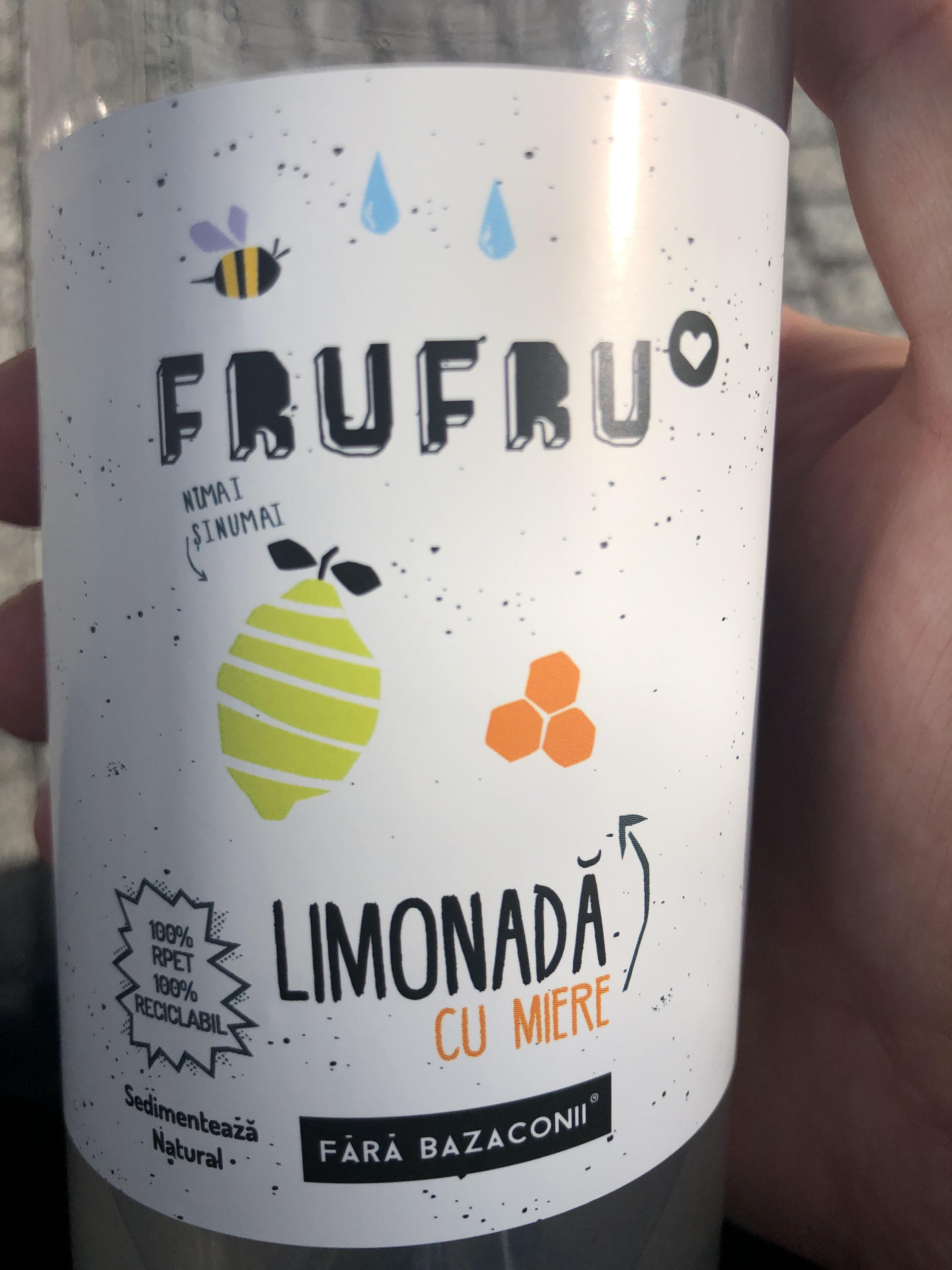 Limonada cu Miere - Product
