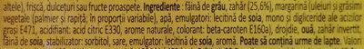 Gaufre de Liège cu zahăr perlat - Ingredients