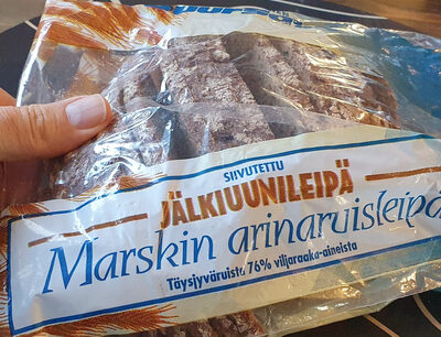 Marskin arinaruisleipä - Produit - fi