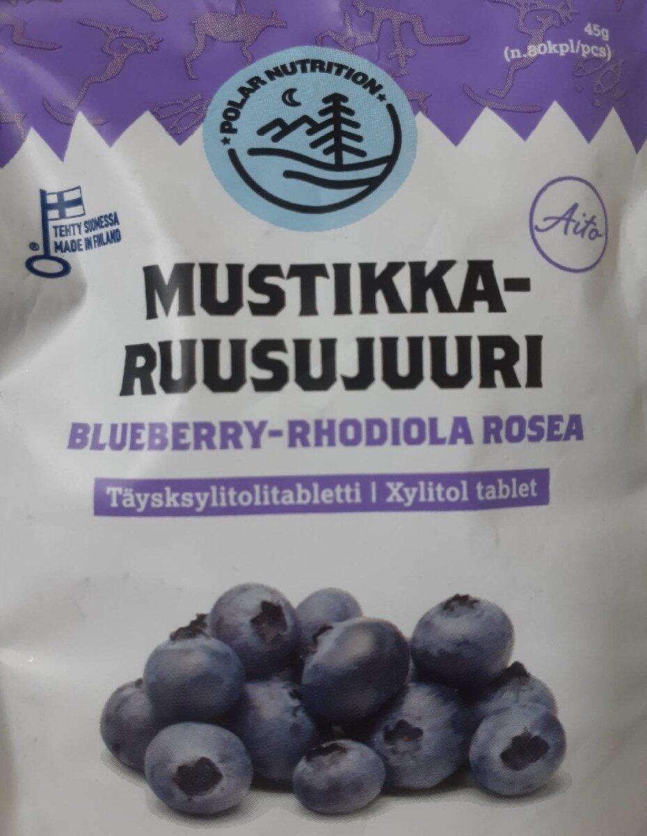Mustikka-ruusujuuri - Produit