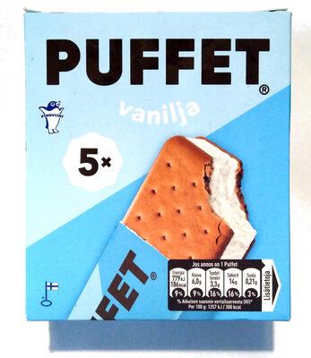 Puffet Vanilja - Product - fi
