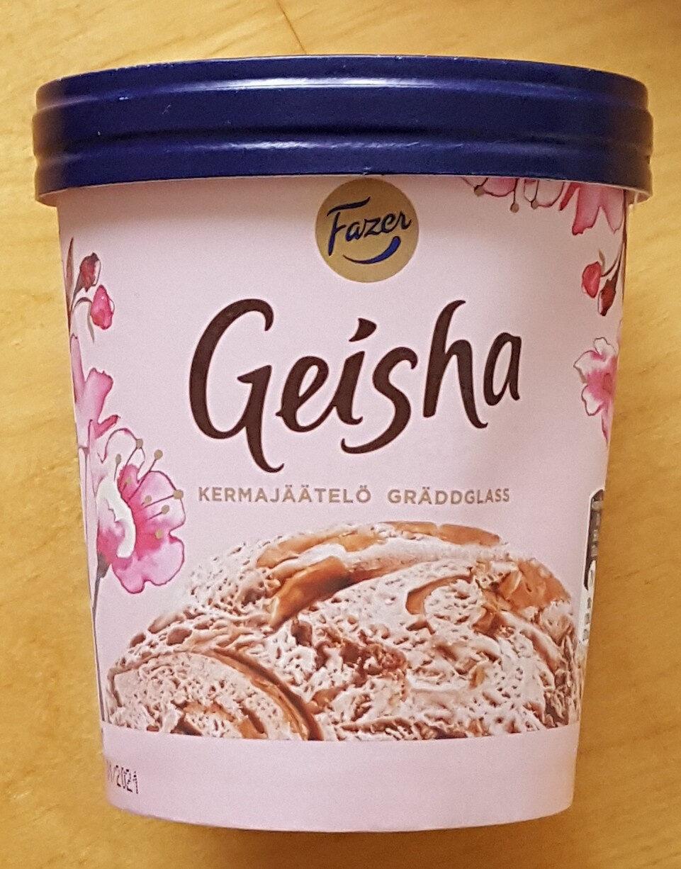 Geisha Gräddglass - Product