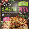 Kasvisjauhispizza - Produkt