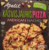 Mexican nacho vegaanipizza - Product