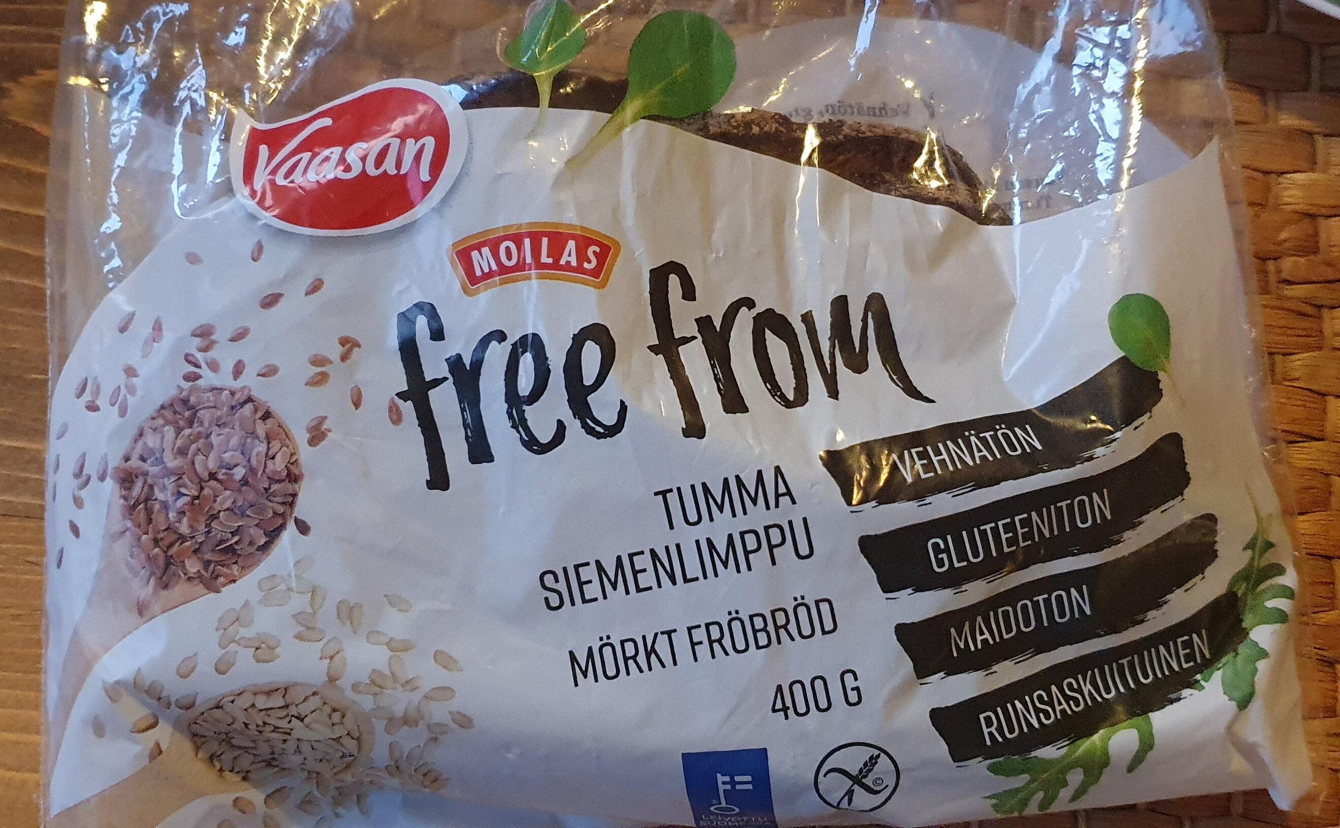 free from Tumma Siemenlimppu - Produit - fi