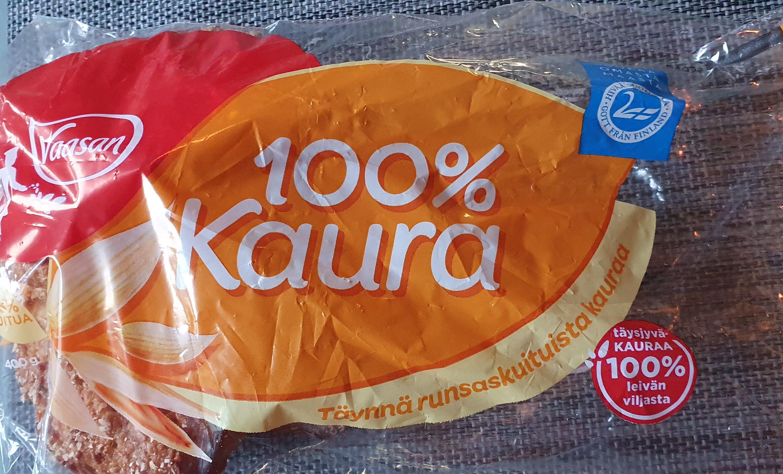 100% Kaura - Produit - fi