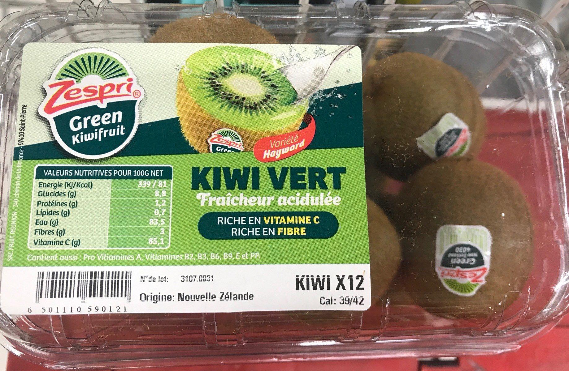 Kiwi vert - Product