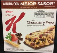 Special K Chocolate y Fresa - Product - es