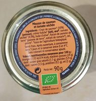 Saumon & tomate séchée - Product