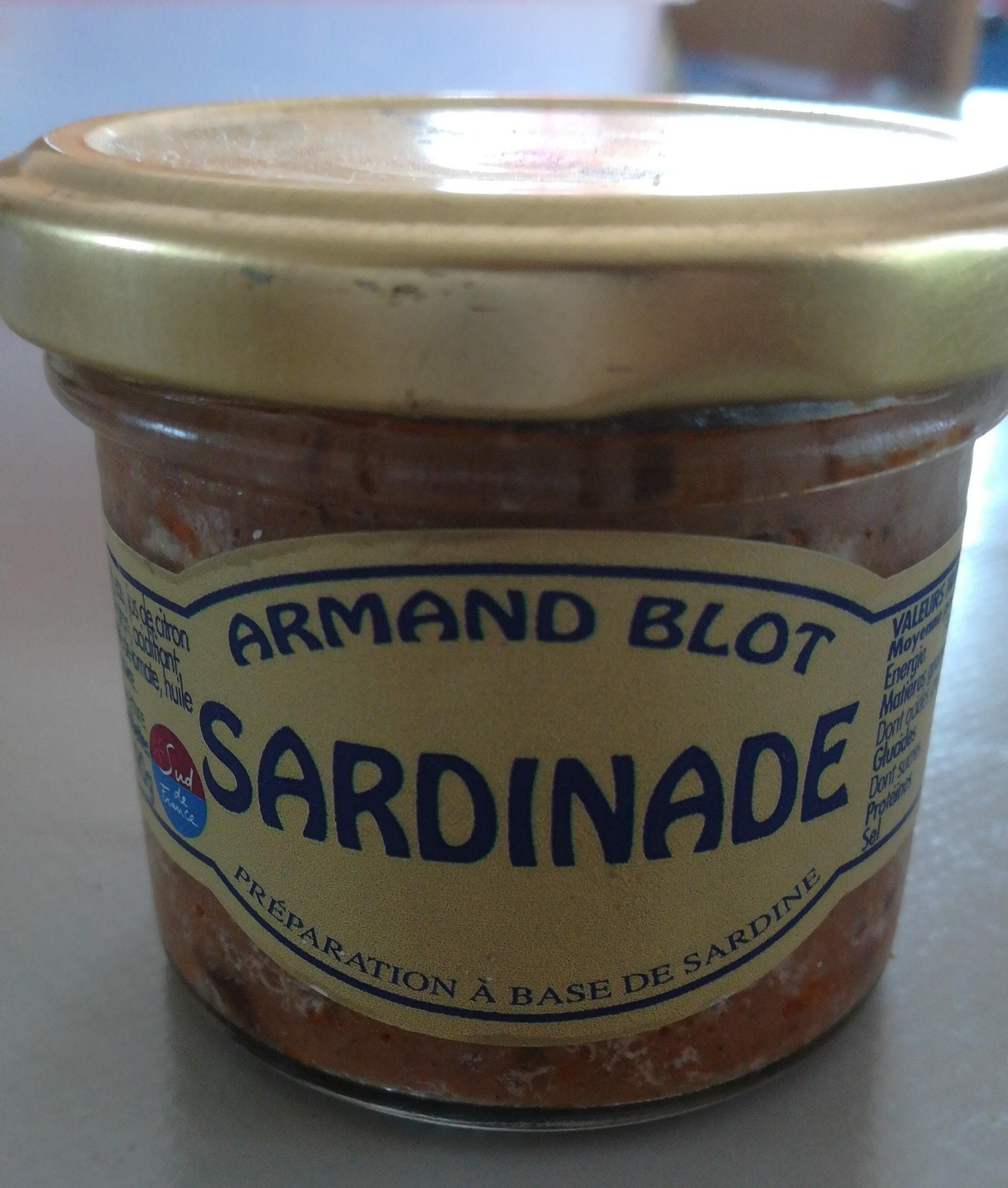 Sardinade - Product - fr