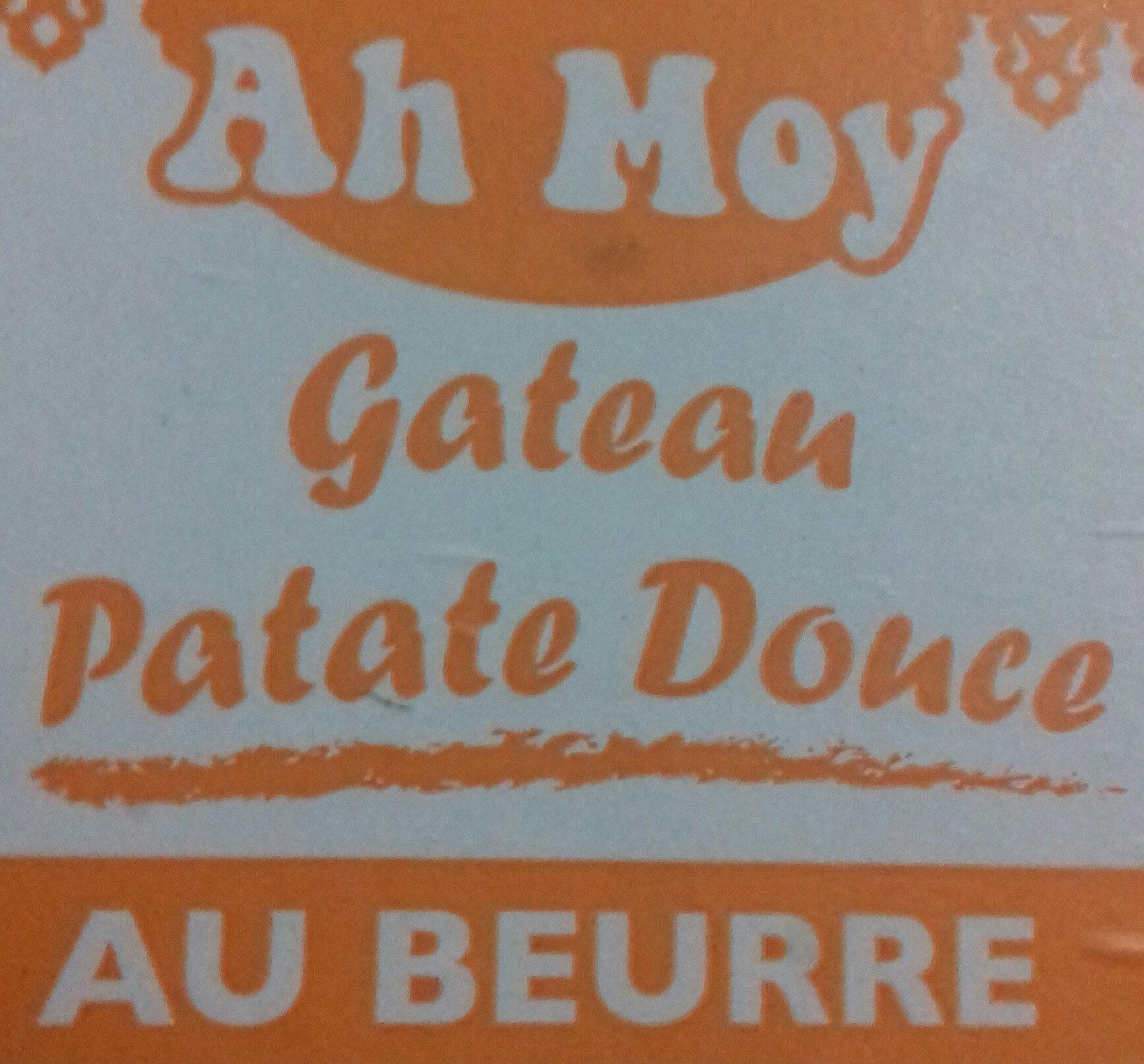 Gâteau patate douce - Product - fr