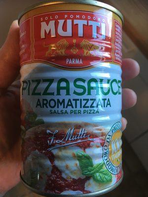 Pizza sauce aromarizzata - Produit