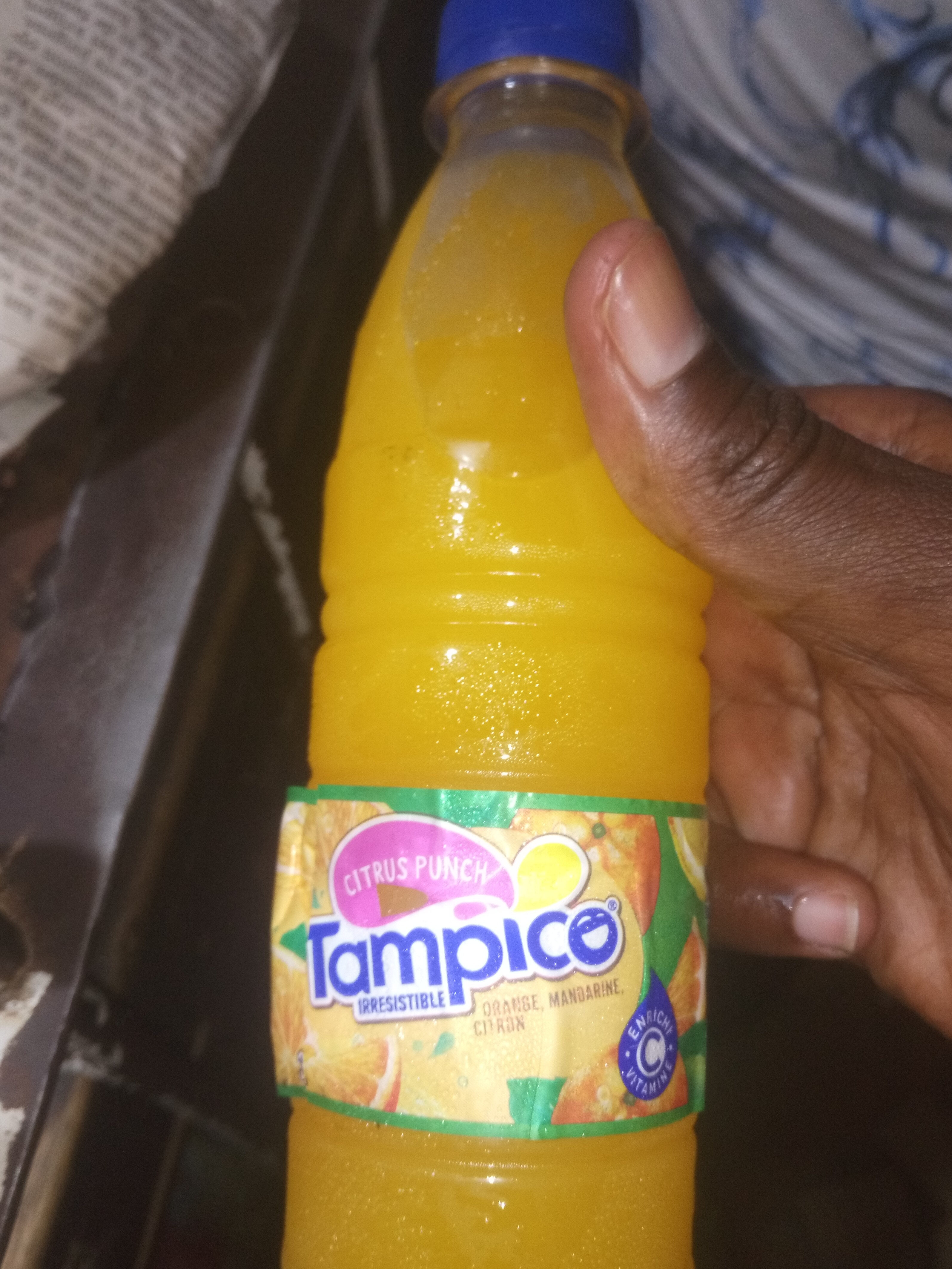 Tampico citrus punch - Produit - fr
