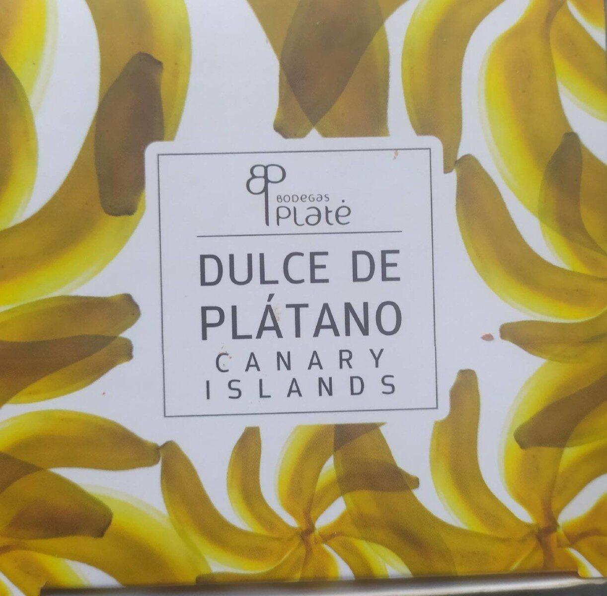 Dulce de plátano - Product - es