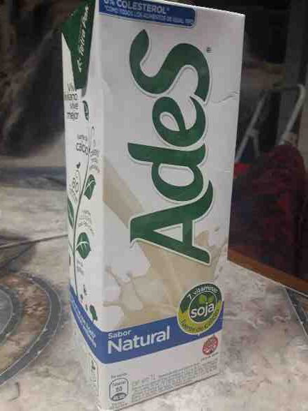 ades sabor natural - Product
