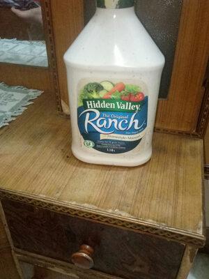 Ranch - Ingrediënten