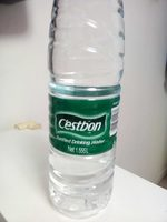 Purified Drinking Water - Product