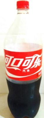 可口可乐汽水 - Product