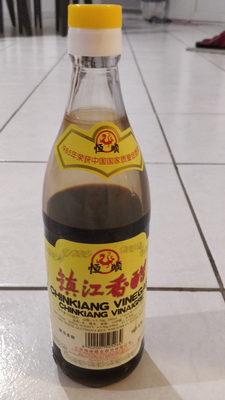 Vinaigre noir de riz - Prodotto - fr