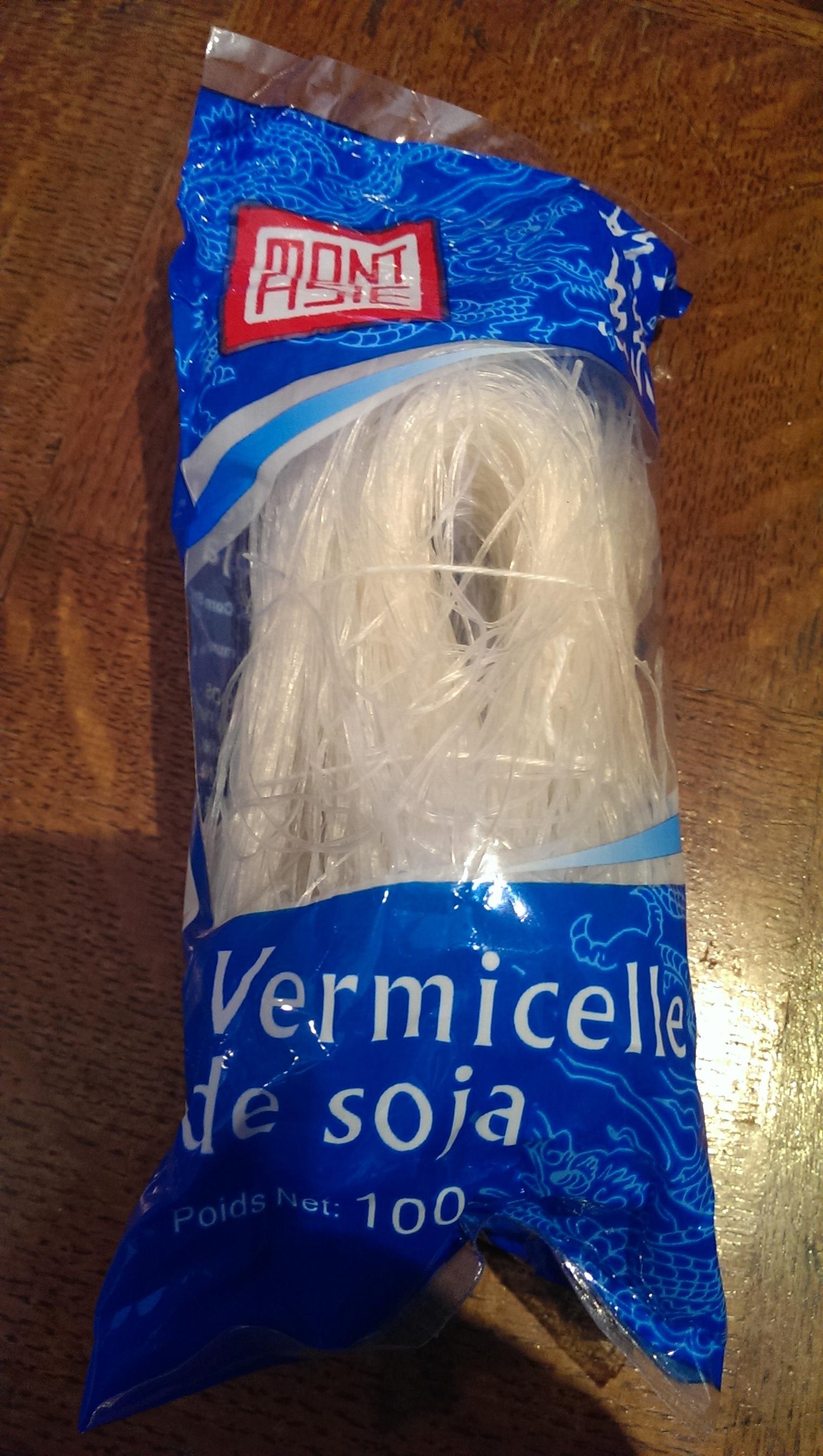 Vermicelle de soja - Product - fr