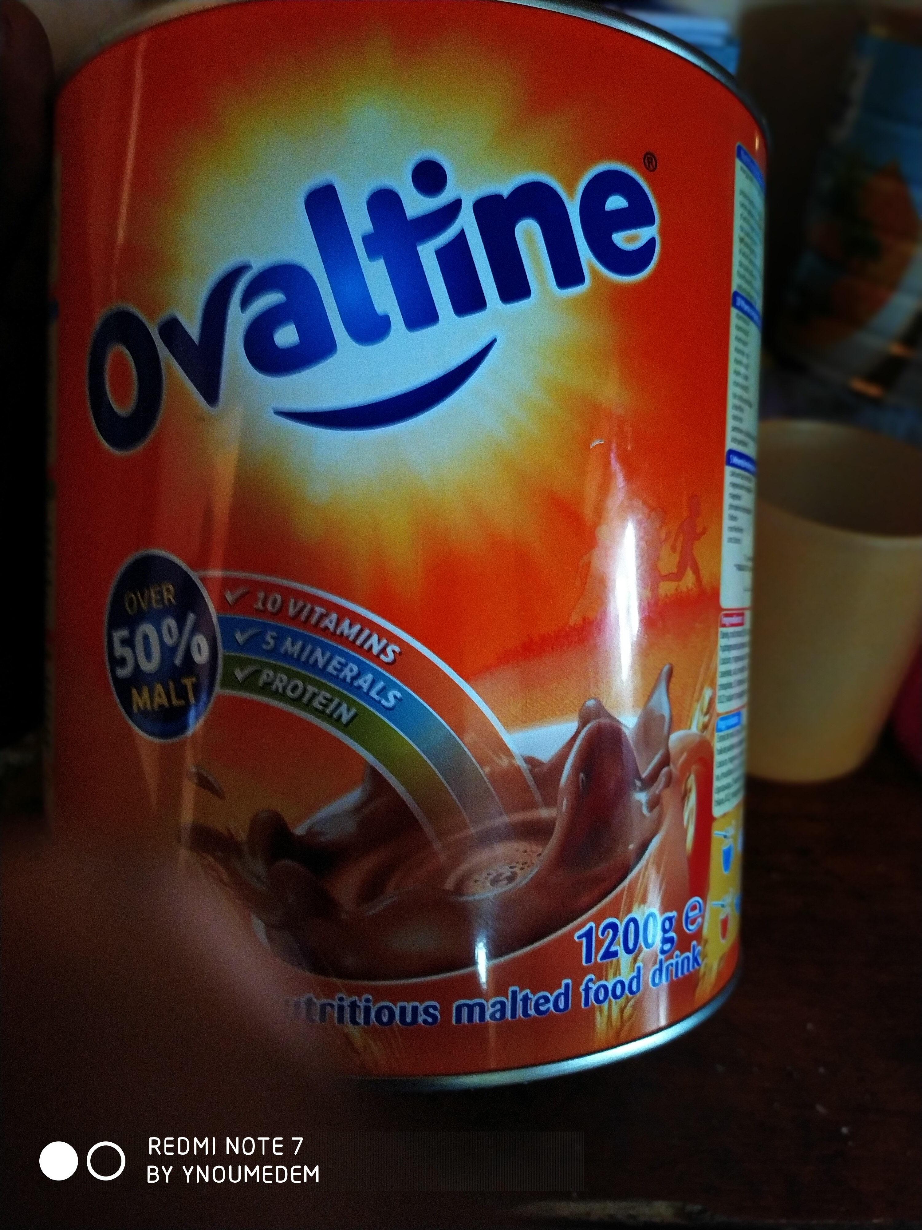 ovaltine - Produit - fr