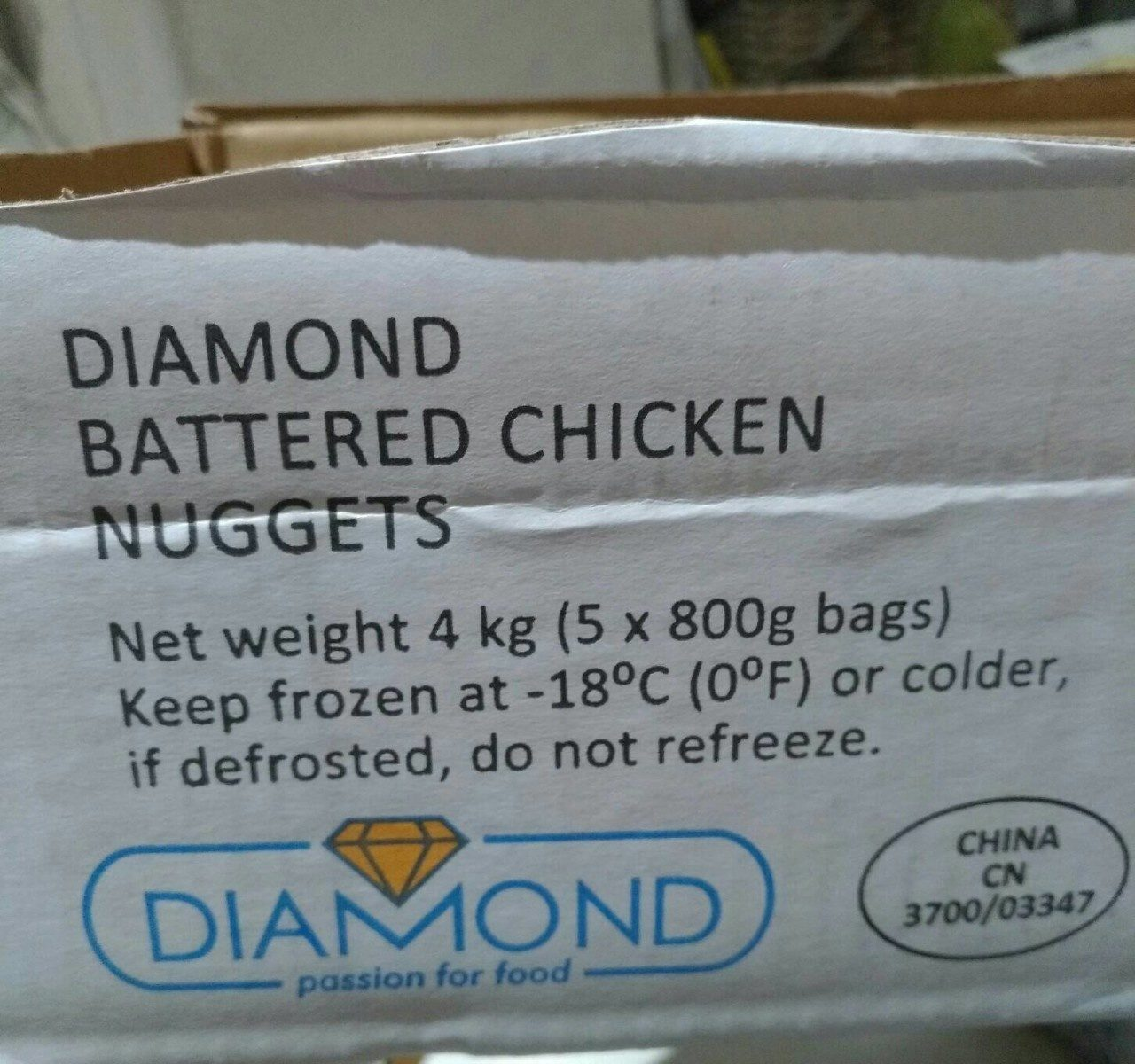 Chicken nuggets - Produit - fr