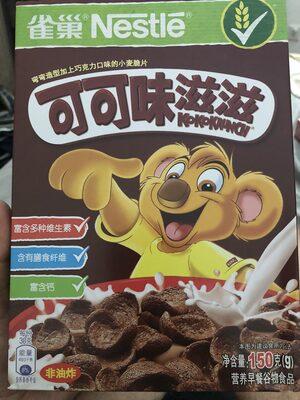 Créales koko crunch - 产品 - zh