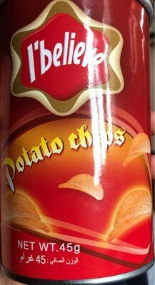 Potato chips - Produit