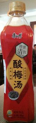 Kong sour plum soup - Product - en